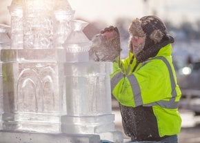 Lake Superior Ice Festival