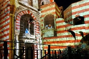 Tower of David Nachtshows