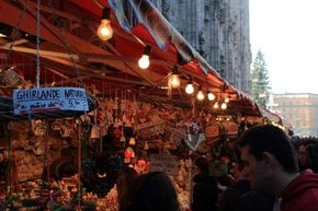 Christmas Markets (Mercatini di Natale)
