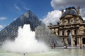 Louvre avec des files d'attente plus courtes