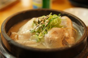 Eat Samgyetang on the Hottest Day