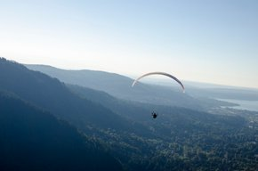 Paragliding Summer Season