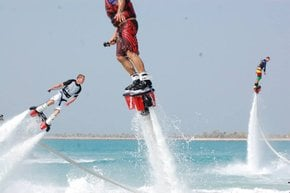 Flyboarding con Dreamboats
