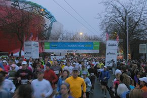 A Maratona de Seattle