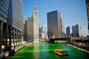 St. Paddy's Day (Green River)