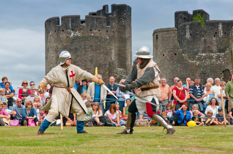 The Big Cheese Festival in Wales - Best Time