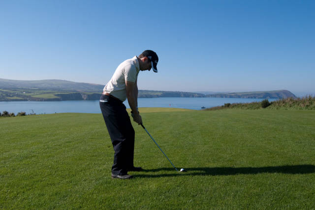 Golf Season in Wales - Best Time