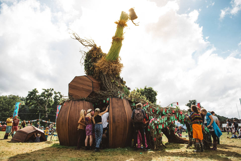 Best time for Green Man Festival