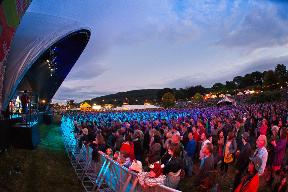 Green Man Festival in Wales - Best Time