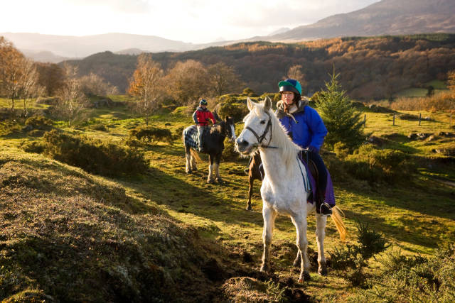 Horse Riding in Wales - Best Time