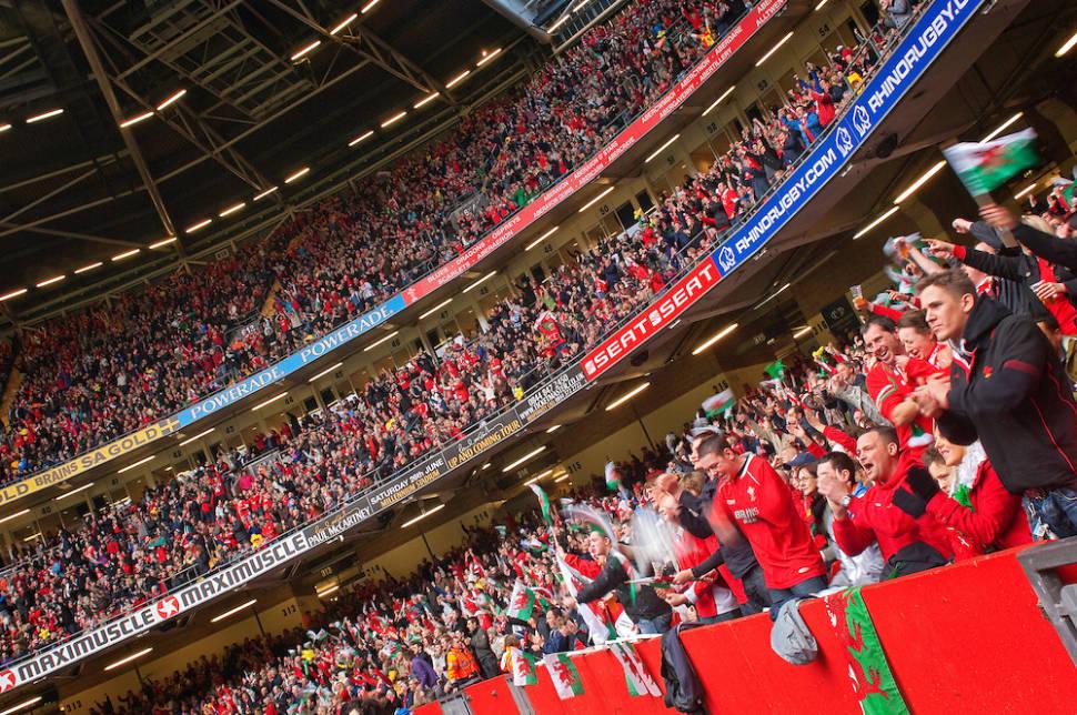 Wales v Italy 2010
