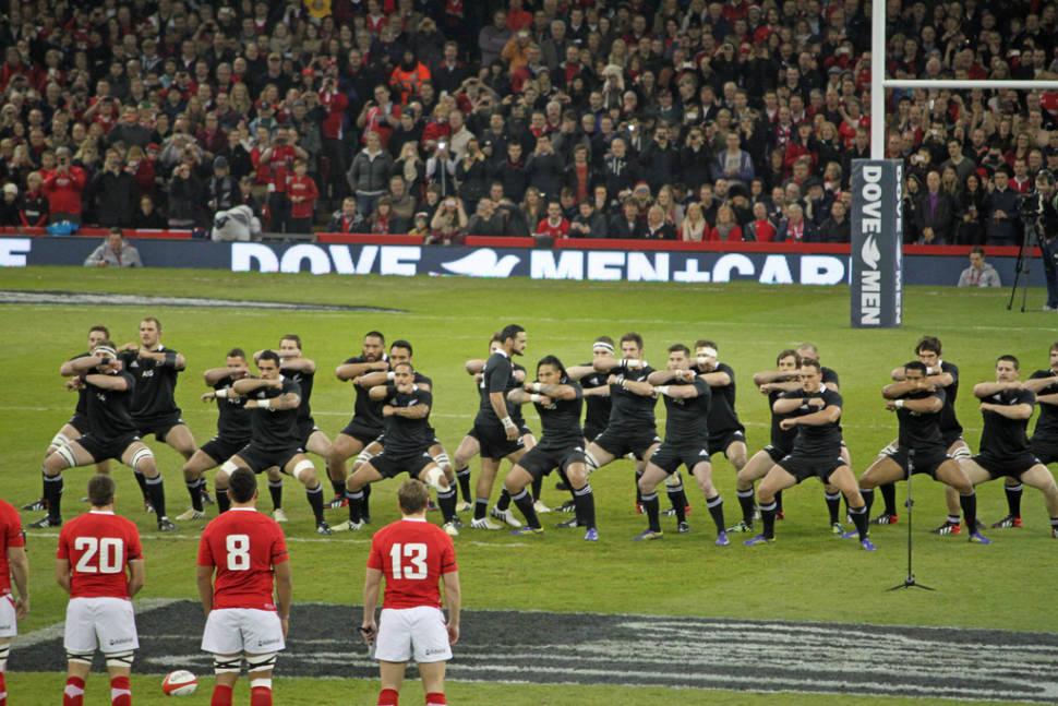 Wales v New Zealand (All Blacks)