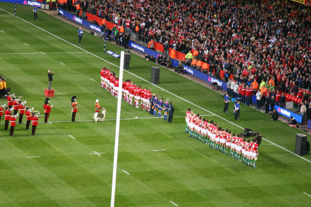 Six Nations Championship in Wales - Best Time