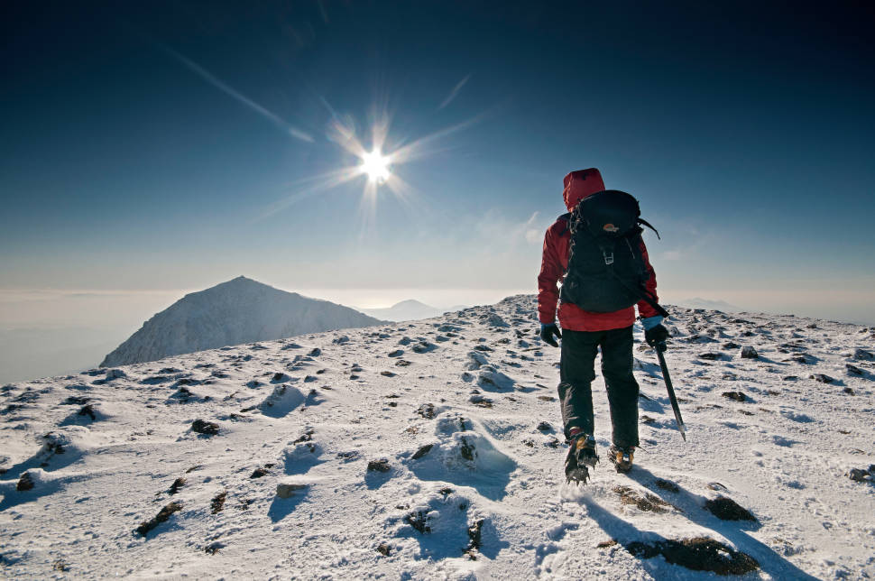 Winter Hiking in Wales - Best Time