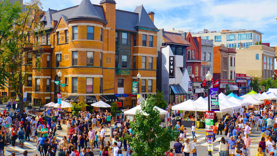 Adams Morgan Day in Washington, D.C. - Best Time