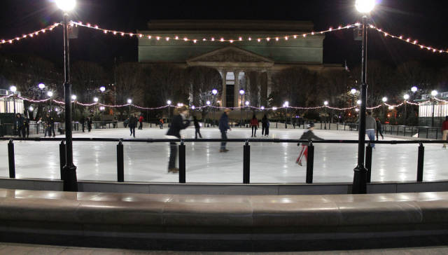 Ice Skating in Washington, D.C. - Best Time