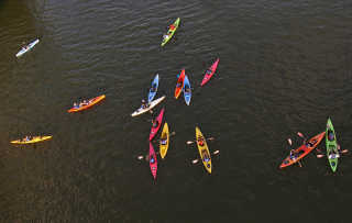 Kayaking, Paddling, and Canoeing on the Potomac