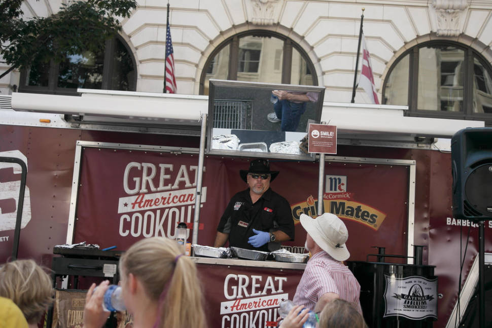 National Giant Capital Barbecue Battle in Washington, D.C. - Best Season