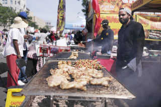 National Giant Capital Barbecue Battle