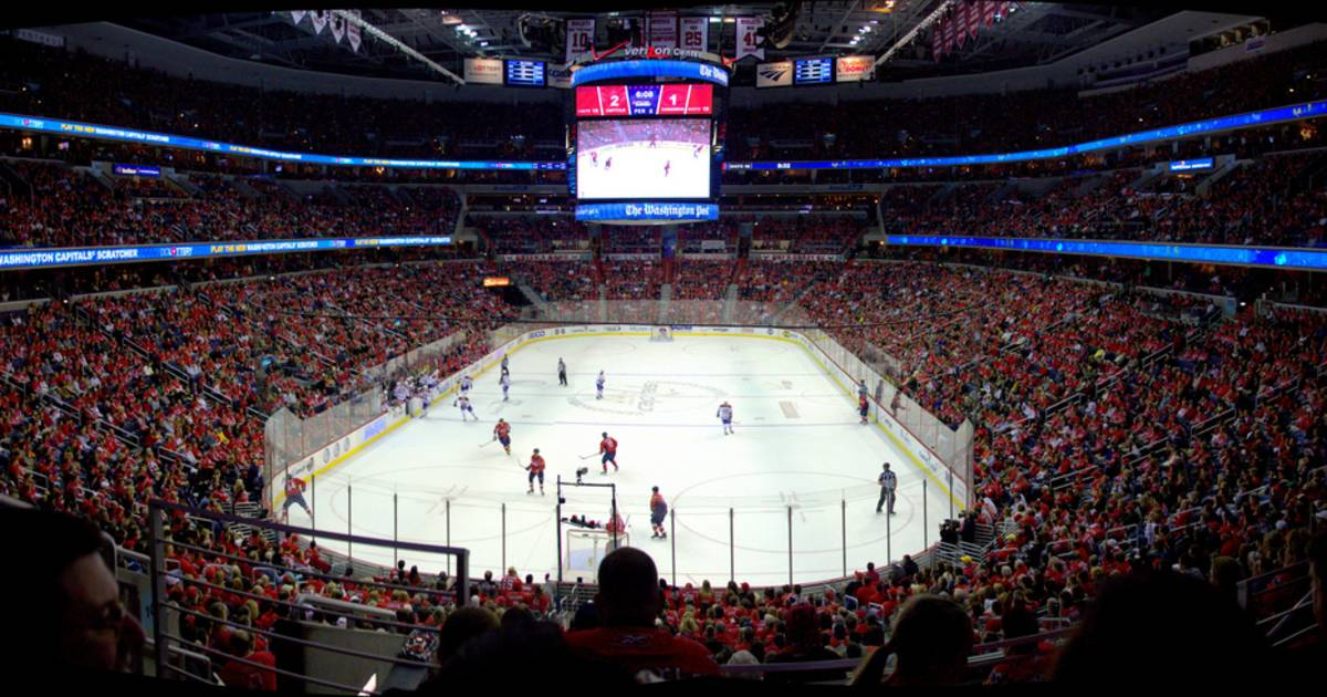 Washington Capitals Hockey in Washington, D.C. - Best Time