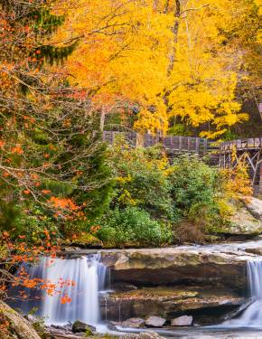 Best time to visit West Virginia