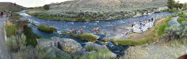 Swim in Boiling River in Yellowstone National Park - Best Time