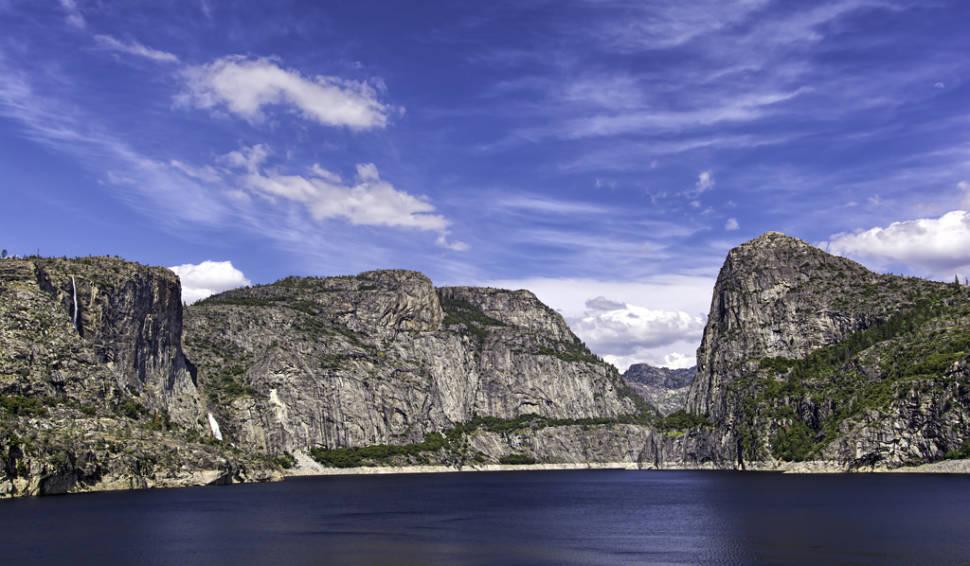 Hetch Hetchy Valley in Yosemite - Best Season