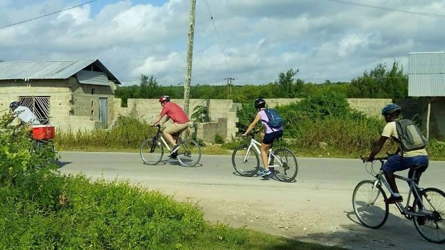 Best time for Cycling in Zanzibar