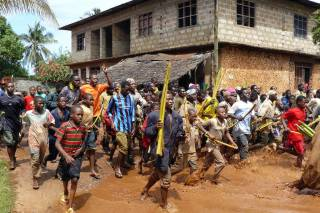 Mwaka Kogwa Festival