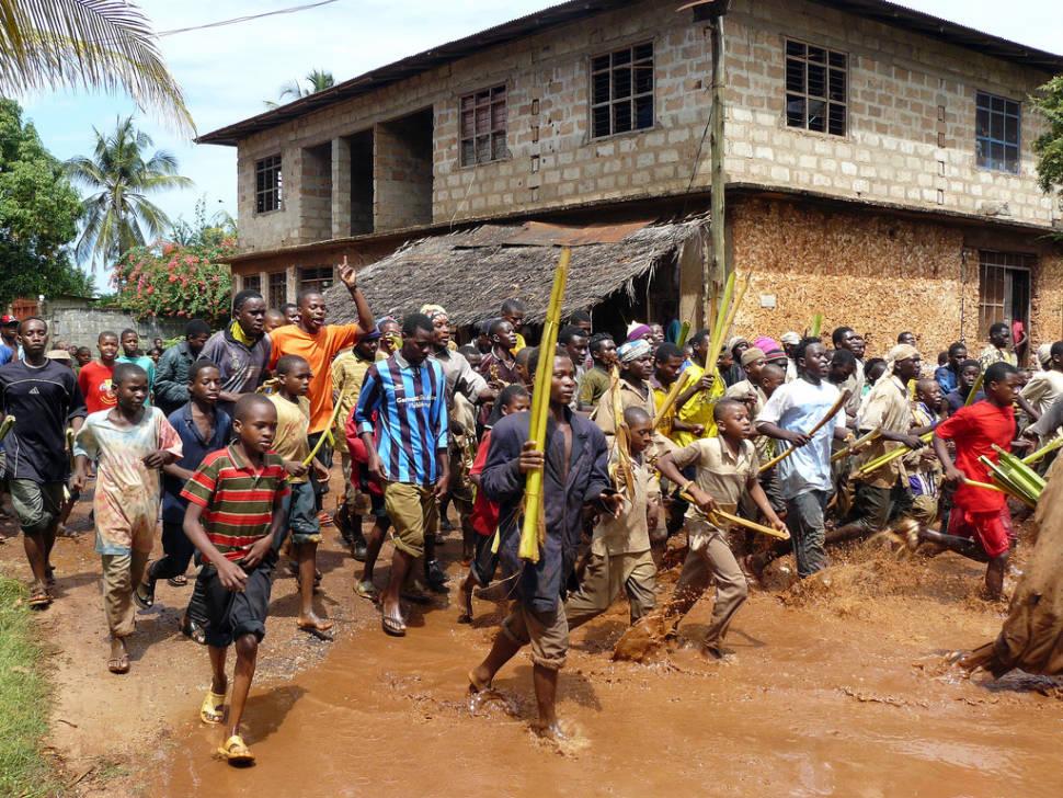 Mwaka Kogwa Festival in Zanzibar - Best Time