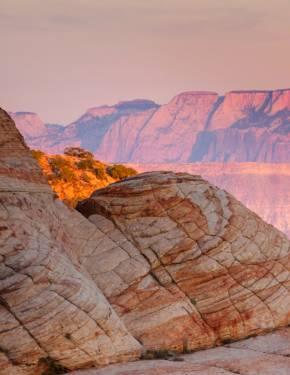 Beste Reisezeit Zion National Park